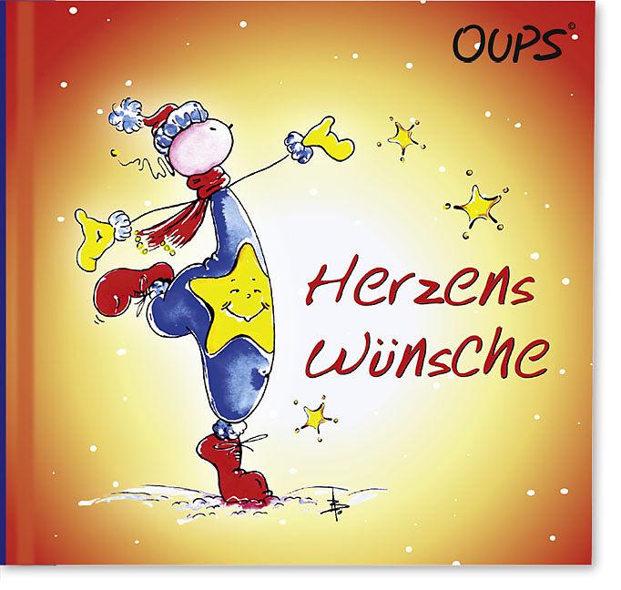 Oups Minibuch - Herzenswünsche [Version allemande]