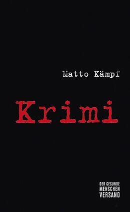 Krimi [Version allemande]