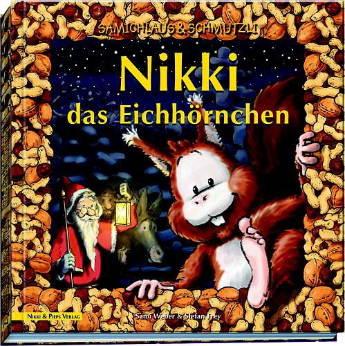 Nikki das Eichhörnchen [Version allemande]