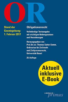 OR. Obligationenrecht [Version allemande]