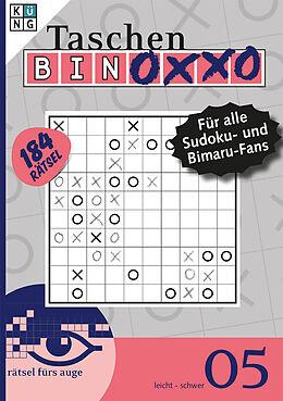 Binoxxo-Rätsel 05 [Versione tedesca]