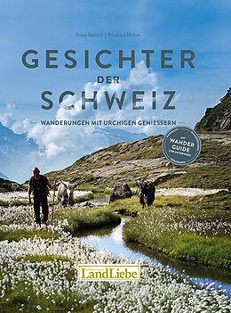 Gesichter der Schweiz Cover