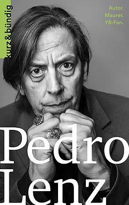 Kartonierter Einband Pedro Lenz von Samanta Siegfried