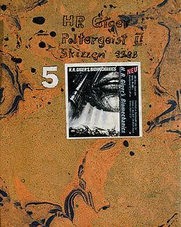 Livre Relié 5 - Poltergeist II: Drawings 1983-1985 de