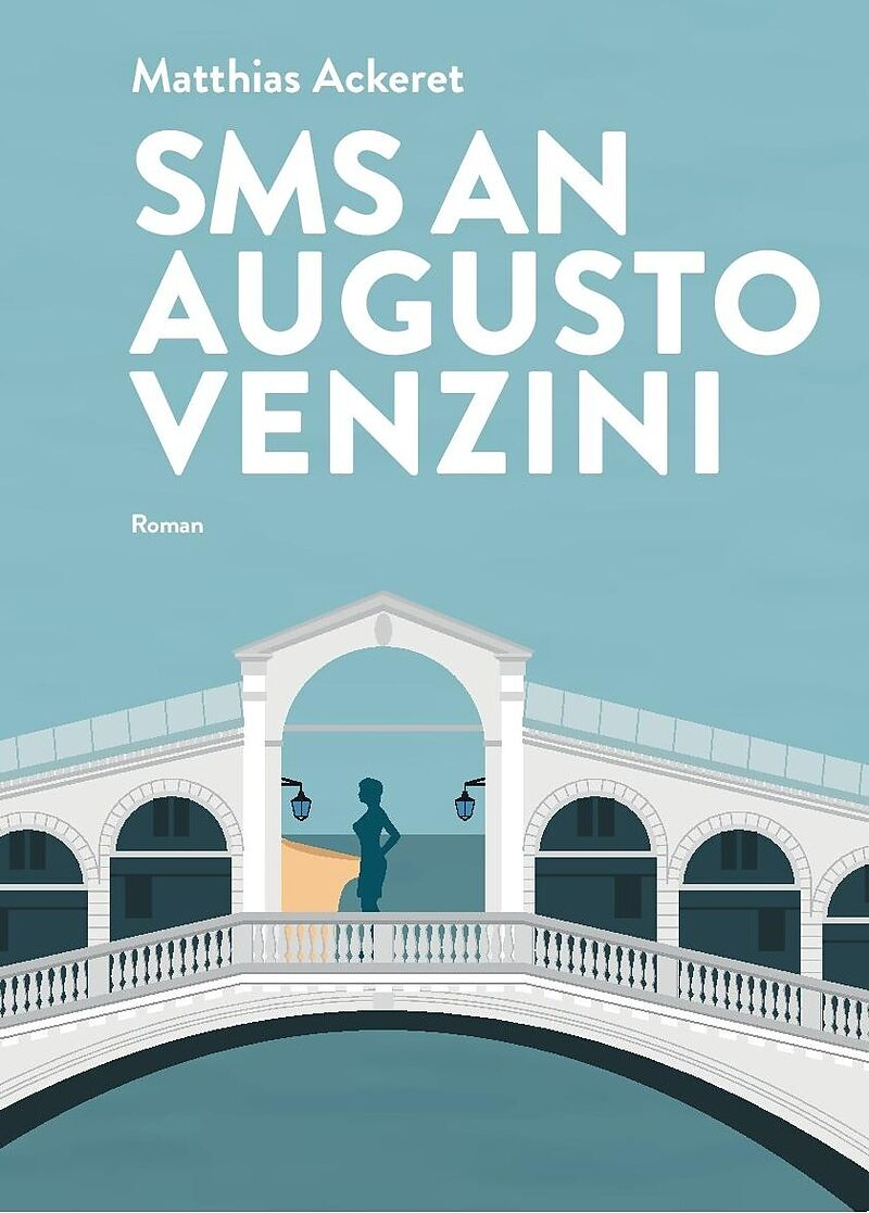 SMS an Augusto Venzini Cover
