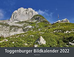 Kalender Toggenburger Bildkalender 2022 von