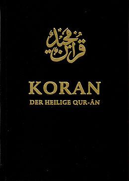 Fester Einband Der Heilige Koran (Quran) von