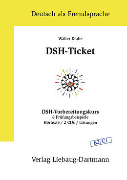 dsh ticket vorbereitungskurs b2 c1 lehrbuch - Dsh Prfung Beispiel