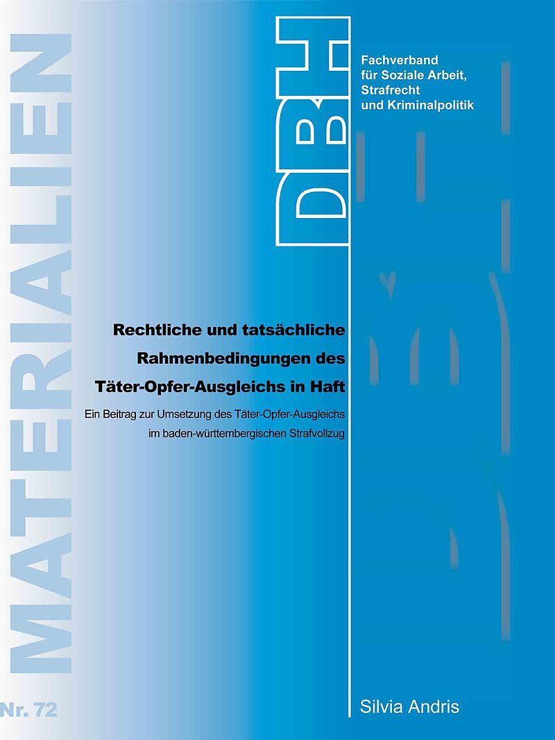 Buch Klassifikation der Betreuungsintensität in der Bewährungshilfe