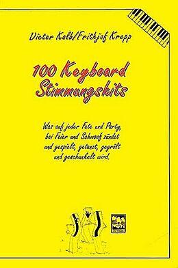 Frithjof Krepp Notenblätter 100 Keyboardsongs