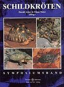 Kartonierter Einband Schildkröten Symposiumsband von