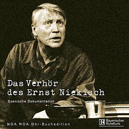 Audio CD (CD/SACD) Das Verhör des Ernst Niekisch von Michael Mansfeld, G. Corbett-Mansfeld