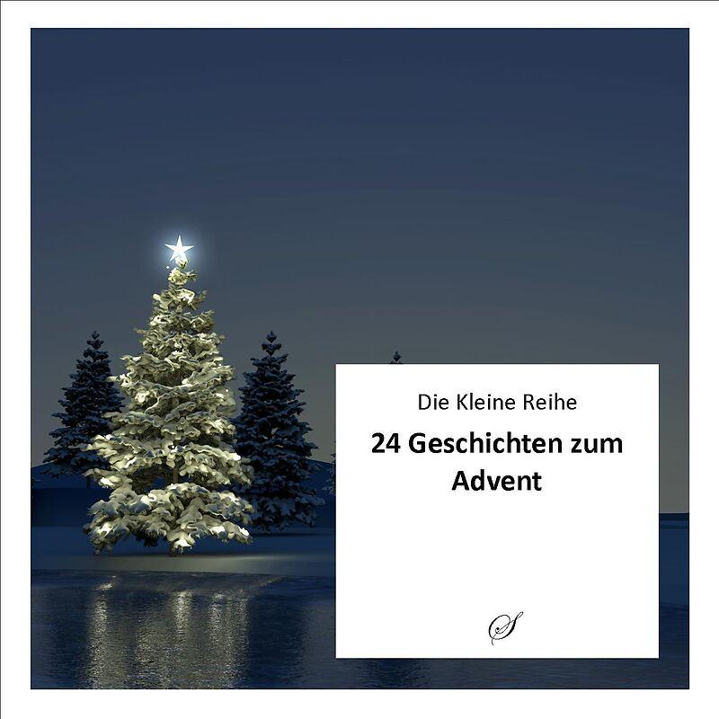 Die Kleine Reihe Band 50: 24 Adventsgeschichten [Version allemande]