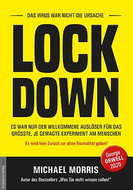 Kartonierter Einband Lockdown von Michael Morris