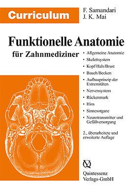 Curriculum - Funktionelle Anatomie für Zahnmediziner [Versione tedesca]