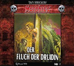 CD Macabros 2-Fluch Der Druidin (Digipack) von