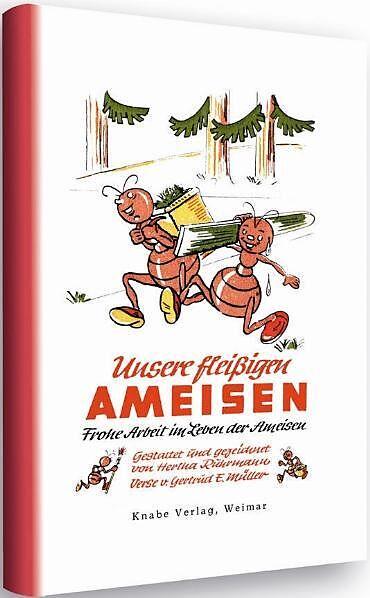 Unsere Fleissigen Ameisen Gertrud E Muller Buch Kaufen Exlibris Ch