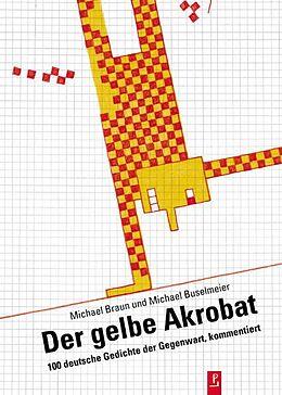 Der gelbe Akrobat [Version allemande]