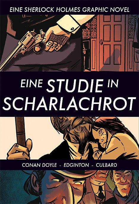 Eine Studie in Scharlachrot [Versione tedesca]