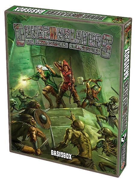 Dungeonslayers Basisbox [Version allemande]