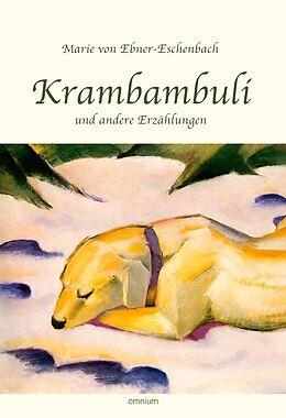 Krambambuli [Version allemande]