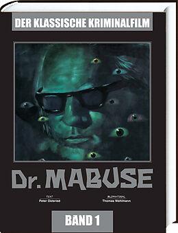 Fester Einband Dr. Mabuse - Der Klassische Kriminalfilm von Peter Osteried