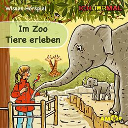 Im Zoo Tiere erleben Cover