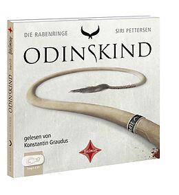 Set mit div. Artikeln (Set) Die Rabenringe I - Odinskind von Siri Pettersen