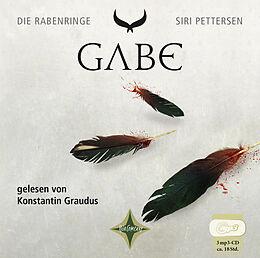Audio CD (CD/SACD) Die Rabenringe III - Gabe von Siri Pettersen
