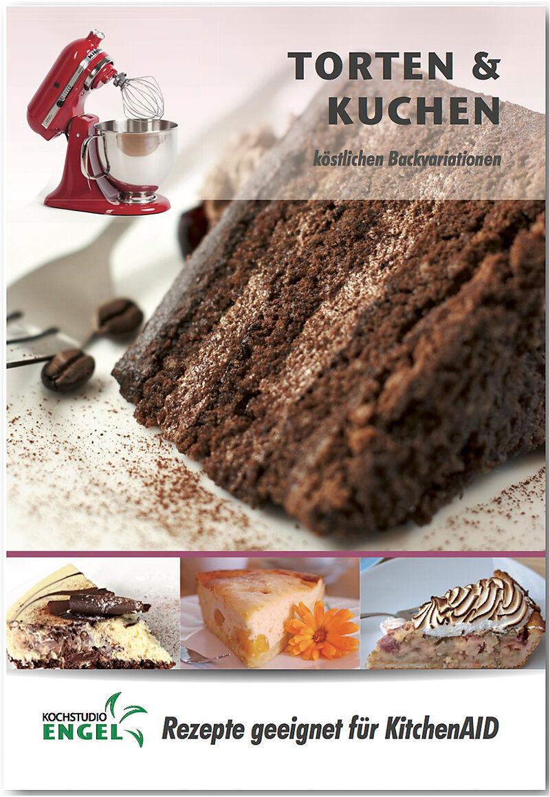 Torten und Kuchen - Rezepte geeignet für KitchenAid