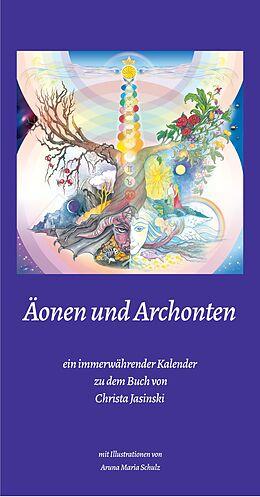 Kalender Immerwährender Kalender Äonen und Archonten von