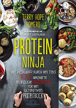 Kartonierter Einband Protein Ninja von Terry Hope Romero