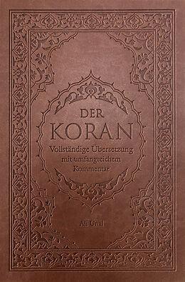 Leder-Einband Der Koran von Ali Ünal
