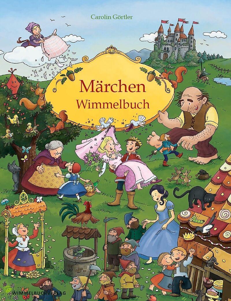 märchen wimmelbuch für kinder ab 3 jahren bilderbuch ab 3
