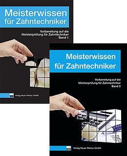 Kartonierter Einband Meisterwissen für Zahntechniker, Band 1 und 2, Set von Klaus Ohlendorf, Daniel Hellmann, Dirk Heymer