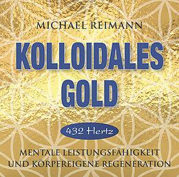 Michael Reimann CD Kolloidales Gold
