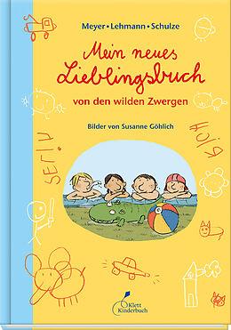 Mein neues Lieblingsbuch von den wilden Zwergen [Versione tedesca]