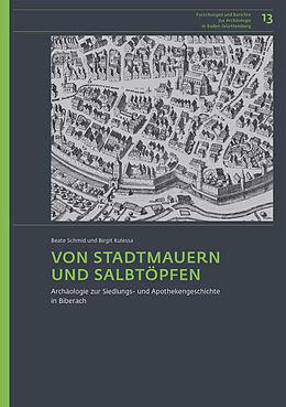 Fester Einband Von Stadtmauern und Salbtöpfen von Beate Schmid, Birgit Kulessa