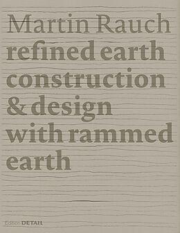 E-Book (pdf) Martin Rauch: Refined Earth von