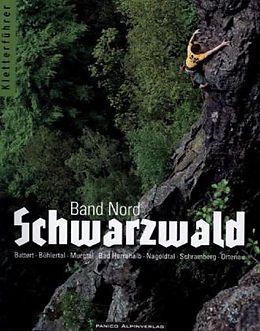 Kletterführer Schwarzwald Nord [Version allemande]
