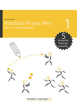 E-Book (pdf) Mini- und Kinderhandball von Jörg Madinger
