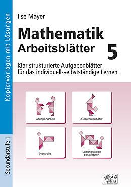 Mathematik Arbeitsblätter 5. Klasse - Ilse Mayer - Buch kaufen ...