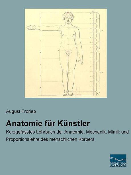 Anatomie für Künstler - August Froriep - Buch kaufen | exlibris.ch