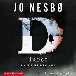 Audio CD (CD/SACD) Durst (Ein Harry-Hole-Krimi 11) von Jo Nesbø