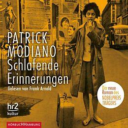 Audio CD (CD/SACD) Schlafende Erinnerungen von Patrick Modiano