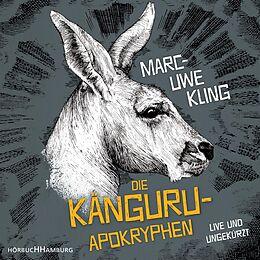 Audio CD (CD/SACD) Die Känguru-Apokryphen von Marc-Uwe Kling