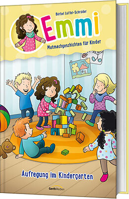 Emmi: Aufregung im Kindergarten [Version allemande]