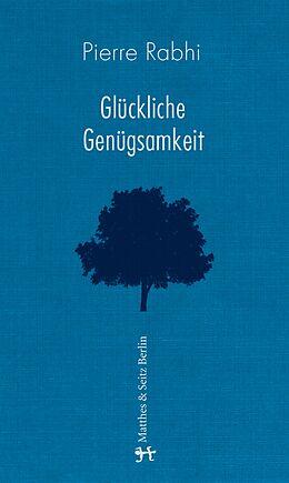 Glückliche Genügsamkeit [Version allemande]