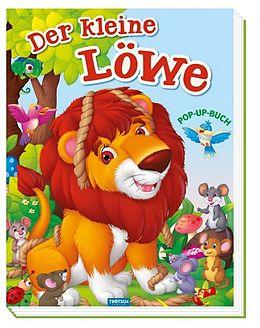 Popup-Buch Der kleine Löwe [Versione tedesca]