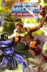 He-Man und die Masters of the Universe 01